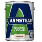 Armstead Endurance Smooth Masonry Tinted Colours 5 Litres